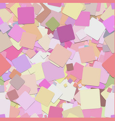 repeating square pattern background - graphic vector image