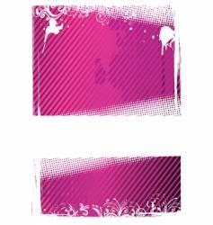 grunge wallpaper vector image vector image