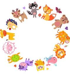 Animalscir vector