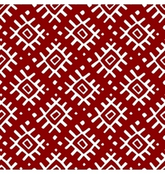 Russian textile seamless pattern vector