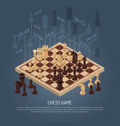 Board games composition vector