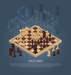 Board games composition vector
