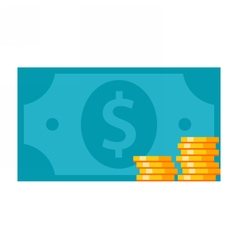 Business Finance Concept vector image vector image