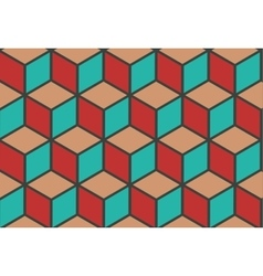 Stones floor tile seamless pattern vector