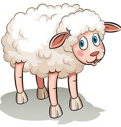 A black sheep vector image vector image