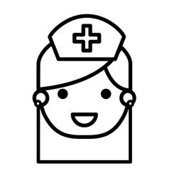 Nurse isolated icon design vector