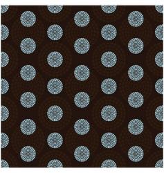 Dot pattern vector