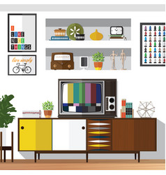 Home space design vector