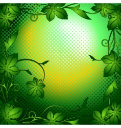 background green vector image