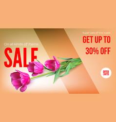 Sale summer sale get your discount horizontal vector