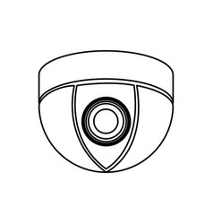 Figure video camera technology computer icon vector