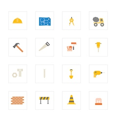 Icon Engineering Construction vector image vector image