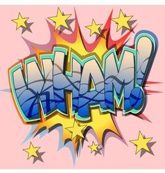 wham vector image