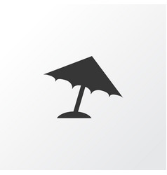 umbrella icon symbol premium quality isolated vector image vector image