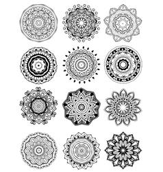 DoodleGerl-18-1 vector image