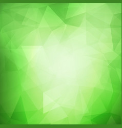 Abstract background soft blurred green vector