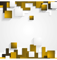 Abstract tech concept background vector