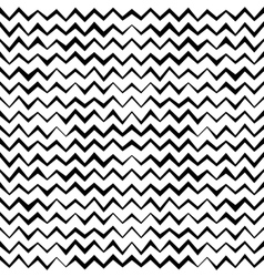 Popular zigzag chevron pattern vector