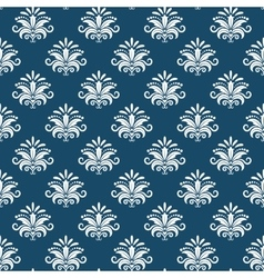Classical damask seamless pattern vector