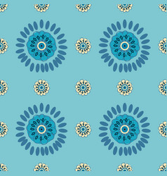 ethnic colorful pattern backgrounds vector image vector image