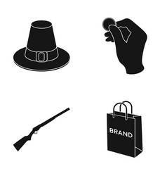Brand sport bank and other web icon in black vector