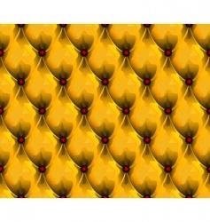 seamless yellow vector image