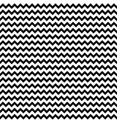 Black and white herringbone fabric seamless vector image vector image