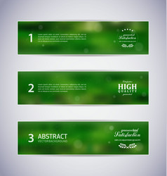 eco paper infographics vector image vector image