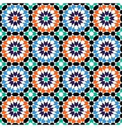 Morocco ornament vector
