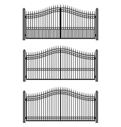 Set of gates vector