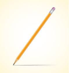 pencil vector image
