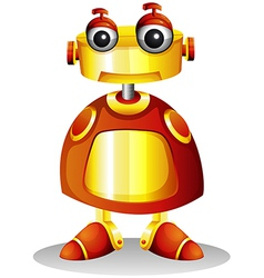 A toy robot vector image vector image