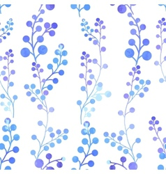 Abstract plants1 vector image vector image