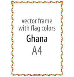 flag v14 czech republic vector image vector image
