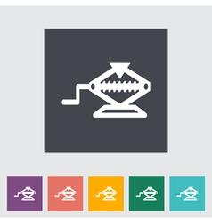 icon jack vector image vector image
