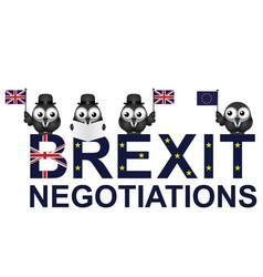 Uk negotiations vector
