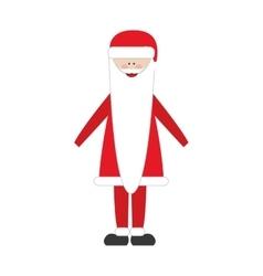 Santa claus icon image vector