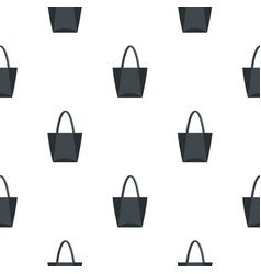 Big bag pattern seamless vector