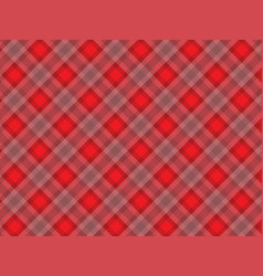 plaid background vector image