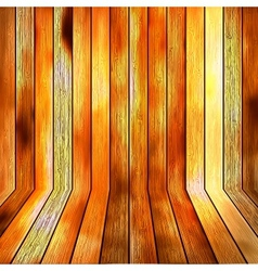 Background wooden floor boards  eps10 vector