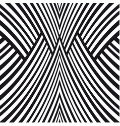 Abstract background black and white pattern vector