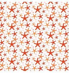 seastar vector image vector image
