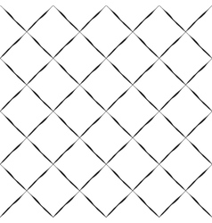 Seamless pattern with diagonal stripes vector image