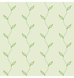 Seamless pattern floral vector