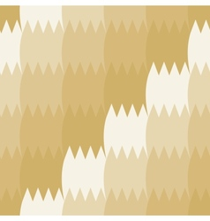 Seamless Beige Retro Pattern Background vector image vector image