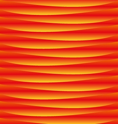 eps background orange red fire vector image