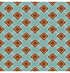 Seamless geometric colorful pattern background vector image vector image