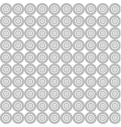 White circle pattern background with abstract vector