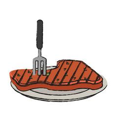 Meat vector