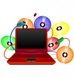portable compute vector image vector image